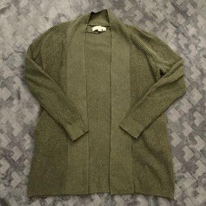 Simple LOFT Cardigan Size M